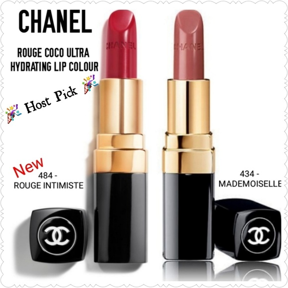 aa22a31381 CHANEL ROUGE COCO ULTRA HYDRATING LIP COLOURS NWT